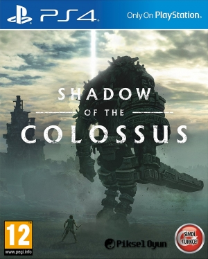 PS4 Shadow of the Colossus Devlerin Gölgesinde