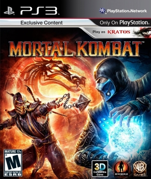 PS3 MORTAL KOMBAT (2.EL)