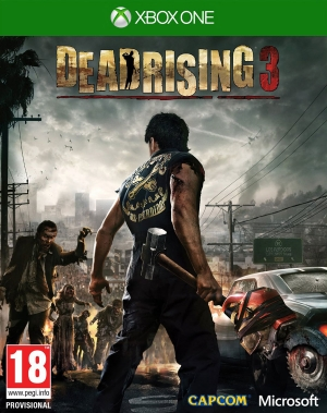 XBOX ONE DEAD RISING 3 (2.EL)