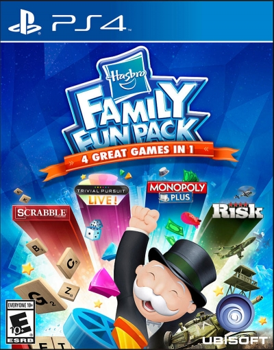 Hasbro Famıly Fun Pack